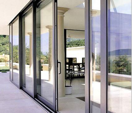 Lựa chọn cửa nhôm cao cấp Xingfa cho phòng khách
