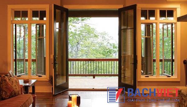 Hỏi đáp: cửa nhôm xingfa vân gỗ có tốt không?